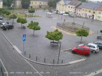 Toužim - náměstí