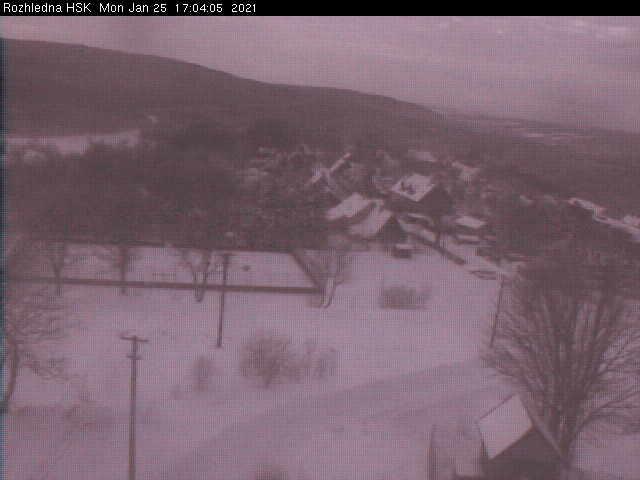Webcam - Hora Svaté Kateřiny