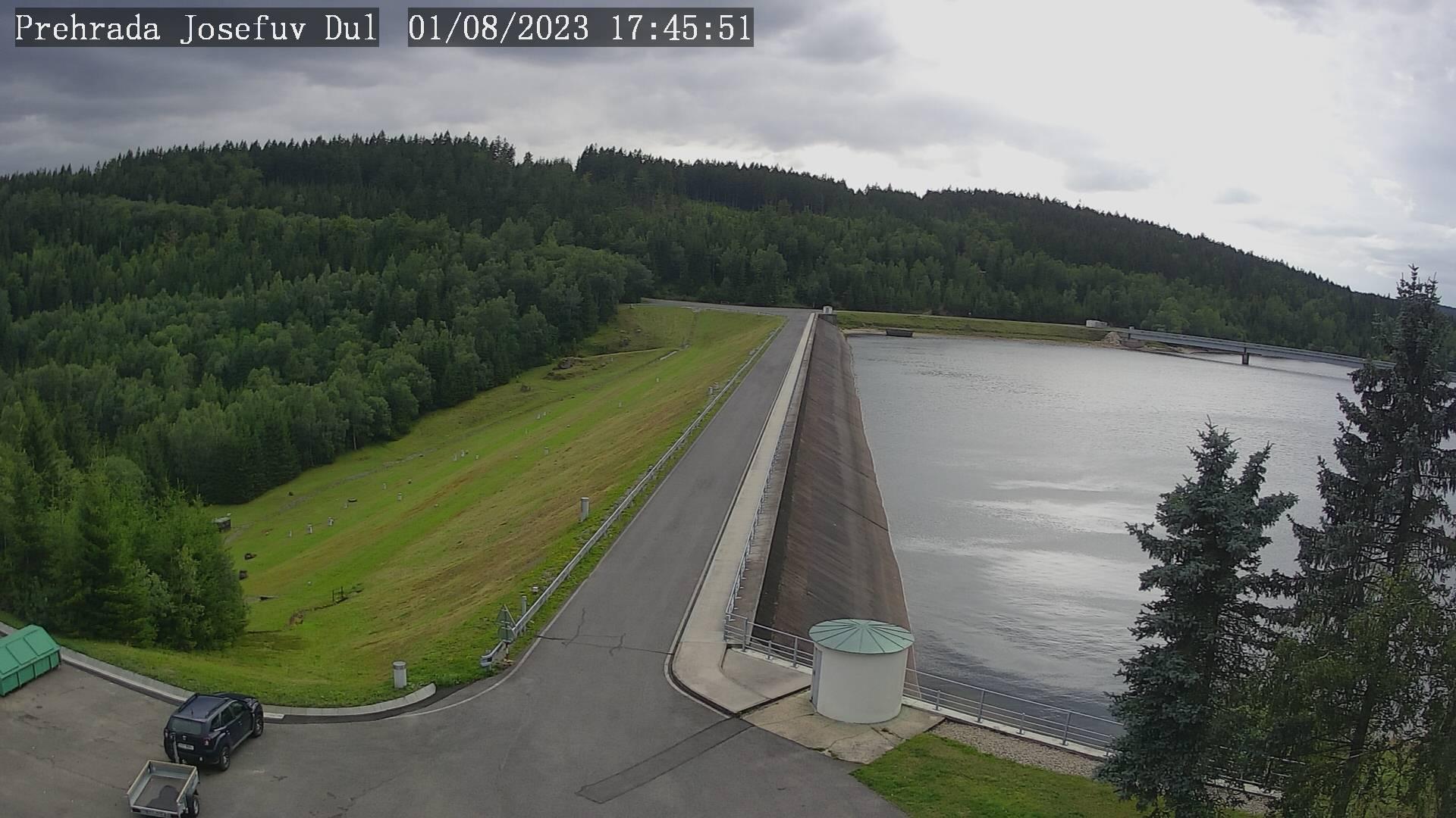 Webcam - Dam Josefův Důl