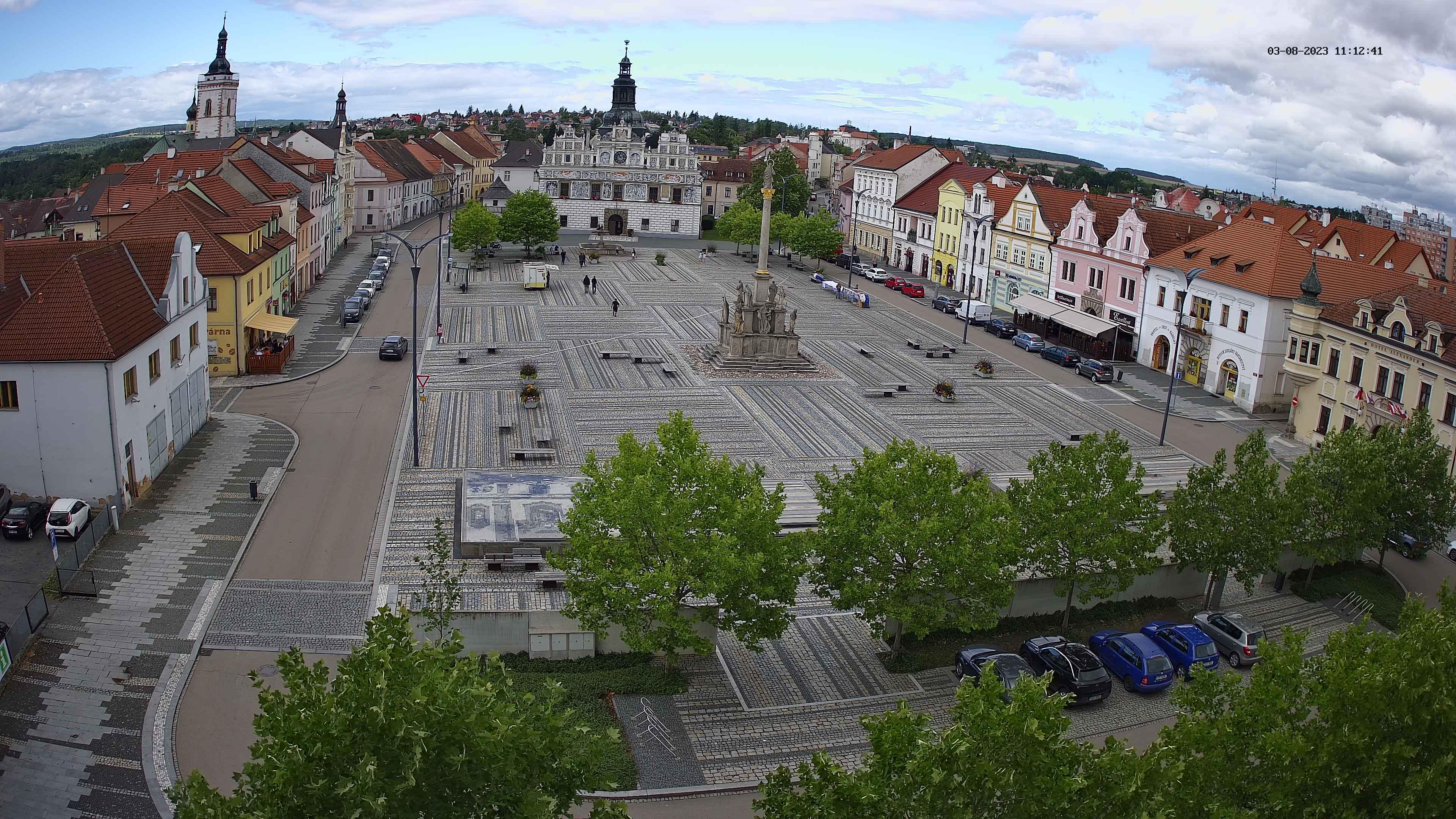Webcam - Stříbro